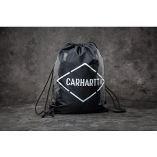 Carhartt WIP Diamond Scrip Bag Black/ White