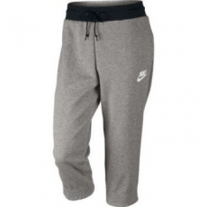 Nike 3/4 Advance 15 női nadrág, Grey Heather/Black, M (842999-063-M)