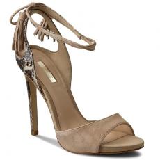 Guess Szandál GUESS - Amee FLAEE1 SUE03 BEIGE