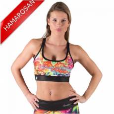 VENICE SPORT BRA - MULTI COLOR MIX (MULTI COLOR) [S]