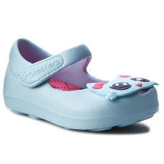 Skechers Félcipő SKECHERS - Paw Princess 86787N/LBMT Light Blue/Multi