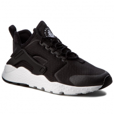 Nike Cipők NIKE - W Air Huarache Run Ultra 819151 008 Black/Black/Black/White