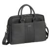 "RivaCase 8121 laptop táska, 14\"", Business, Fekete (8121 Black)"