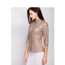 Mira Mod Női kabát MM3007 bézs