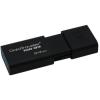 Kingston 64GB Data Traveler 100 G3 USB 3.0 pendrive - Fekete