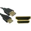 Valueline HDMI M - mini HDMI M Adapterkábel 5m Fekete