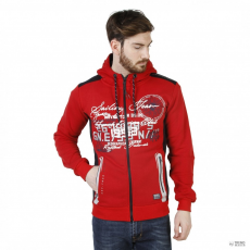 Geographical Norway férfi pulóver Gailing_man_red