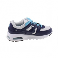 Nike Air Max Command Flex gyerek sportcipő, White/Binary Blue, 32 (844350-100-1y)