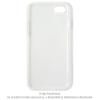 CELLECT Asus ZenFone 3 max hátlap, átlátszó