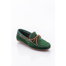XTI 46512 SHOE MAN SUEDE LEATHER GREEN .