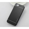 MOTOMO iPhone 4 4S elegáns alumínium kemény tok - Fekete