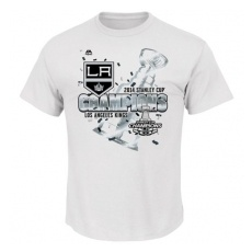 Majestic Los Angeles Kings Póló 2014 Stanley Cup Pumped Up Celebration - XL