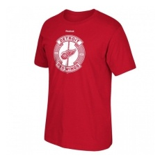 Reebok Detroit Red Wings Póló Slick Pass Tee - M,(EU)