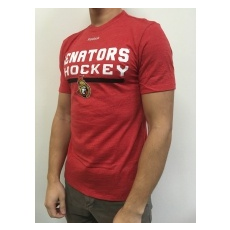 Reebok Ottawa Senators Póló Locker Room 2016 - S,(EU)