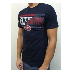 Reebok Montreal Canadiens Póló Freeze Stripe - XL,(EU)