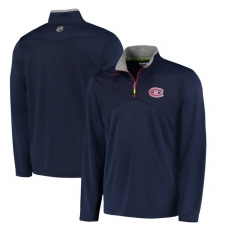 Reebok Montreal Canadiens Pulóver Center Ice Quarter Zip Baselayer - M,(EU)