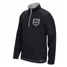 Reebok Los Angeles Kings Pulóver Center Ice Baselayer 1/4 zip 15 - L