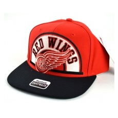 Reebok Detroit Red Wings Siltes sapka Arched Snapback