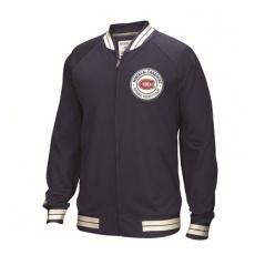 CCM Montreal Canadiens Kabát Full Zip Track Jacket 2016 - XL,(EU)