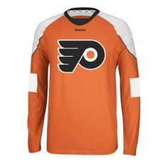 Reebok Philadelphia Flyers Póló NHL Faceoff Edge - S