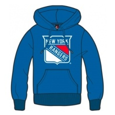 Majestic New York Rangers Pulóver Majestic Bember Hoody - XL