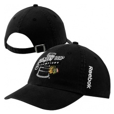 Reebok Chicago Blackhawks NHL Siltes sapka 2013 Stanley Cup Champions Adjustable