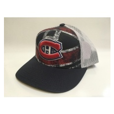 Reebok Montreal Canadiens Siltes sapka Print Structured