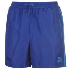 Lonsdale férfi rövidnadrág - Lonsdale Two Stripe Woven Shorts