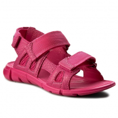 Ecco Szandál ECCO - Intrinsic Sandal 70555250229 Beetroot/Beetroot