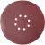 EINHELL csiszolópapír 10db Einhell TC-DW 225 falcsiszolóhoz (4259921)