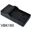 Panasonic VW-VBL090 VW-VBK180 VW-VBK360 VW-VBY100E VW-VBL090E VW-VBT190 VW-VBT380 akku/akkumulátor USB hálózati adapter/töltő utángyártott