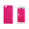 Mercury Jelly Mercury i-Jelly Huawei P9 Metal Case hátlap, tok, rózsaszín