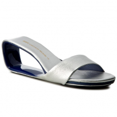 United Nude Papucs UNITED NUDE - Mobius Mid 1000314114 Silver