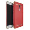 Xiaomi Mi 5S Plus Ipaky Hybrid galvanizált kemény tok piros