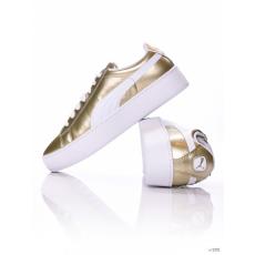 Puma Női Utcai cipö Puma Vikky Platform Metallic