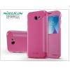 Nillkin Samsung A520F Galaxy A5 (2017) oldalra nyíló flipes tok - Nillkin Sparkle - pink