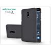 Nillkin Nokia 6 hátlap képernyővédő fóliával - Nillkin Frosted Shield - fekete