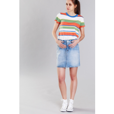 Levi's THE EVERY DAY SKIRT - ANTICS Női farmerszoknya