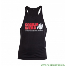 Gorilla Wear CLASSIC TANK TOP fekete XL Gorilla Wear