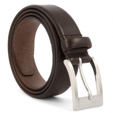 Boss Férfi öv BOSS - C-Brandon 50292556 90 Dark Brown 203