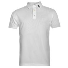 Footjoy Solid férfi galléros póló fehér XL