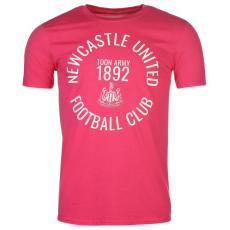 NUFC Newcastle United Toon Army férfi póló pink S