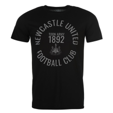 NUFC Newcastle United Toon Army férfi póló fekete M