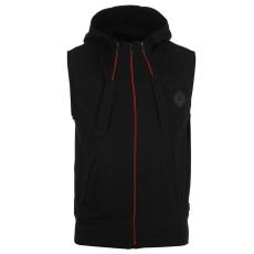 883 Police Fang férfi kapucnis ujjatlan pulóver fekete L