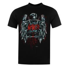 Official Slayer férfi póló fekete S