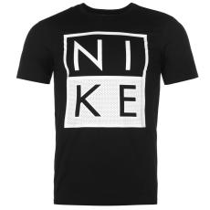 Nike Box JDI QTT férfi póló fekete L