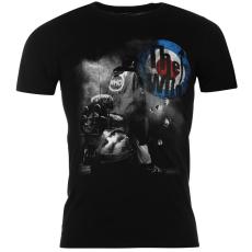 Official The Who férfi póló fekete XL