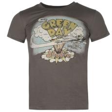 Official Green Day férfi póló szürke XL