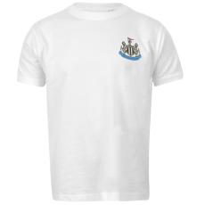 NUFC Small Crest férfi póló fehér XXL