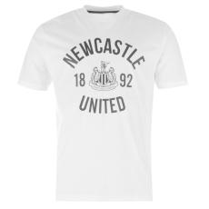 NUFC Crew férfi póló fehér XL
